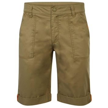Puma Men's Bermuda Cargo Shorts - Brown