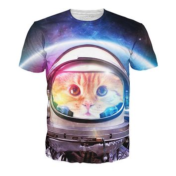 ROTS Space Cat T-Shirt