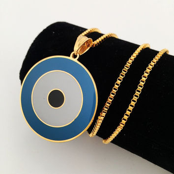 New Arrival Stylish Gift Jewelry Shiny Hip-hop Club Necklace [9095359687]