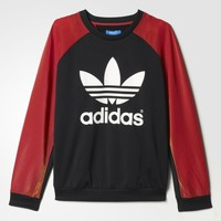 adidas Space Shifter Sweatshirt - Black | adidas US
