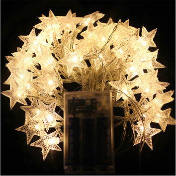 STAR Fairy Lights party lighting (Battery operated)