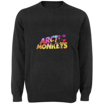 arctic monkeys new sweater Black and White Sweatshirt Crewneck Men or Women for Unisex Size with variant colour