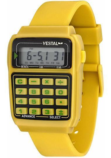 Vestal Datamat DAT002 Watch & Cool Modern Watches at Watchismo.com