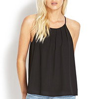 Flowy Pleated Cami