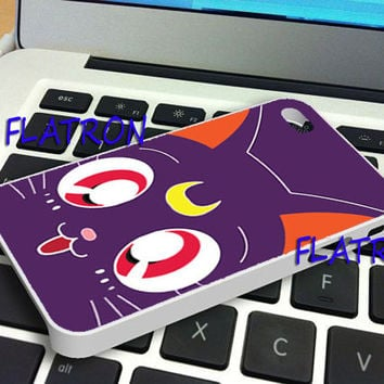 Sailor Moon LUNA fit for iPhone 4/4s, 5/5c/5s Case and Samsung Galaxy S3/S4/S5 Case