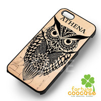 owl schema athena percy jackson - 144 for iPhone 6S case, iPhone 5s case, iPhone 6 case, iPhone 4S, Samsung S6 Edge