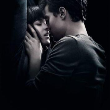 Fifty Shades Of Grey Poster Standup 4inx6in