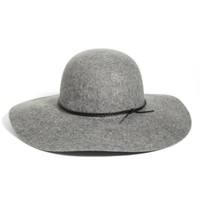 Halogen® Wool Floppy Hat | Nordstrom