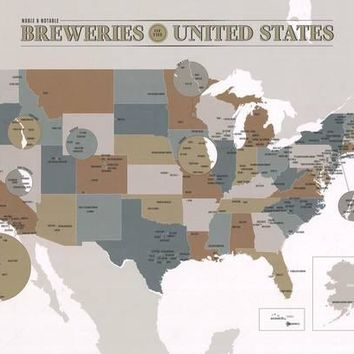 Noble And Notable Breweries Of The United States