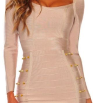Luxor Bandage Dress