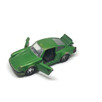 Matchbox SuperKings Porsche Turbo K-70 Matchbox Vintage Die Cast Toy Car Made in England