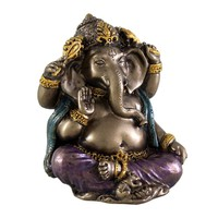 "2"" Mini Ganesh Hindu Elephant God of Success - Good Fortune!"