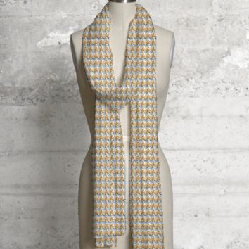 Mickey Repeat Scarf