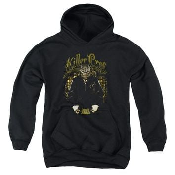 Suicide Squad - Killer Croc Skin Youth Pull Over Hoodie
