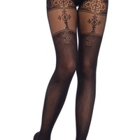 Filigree Net | TIGHTS