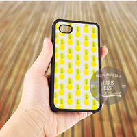 Pineapples Summer case for iPhone 5,5s,5c,4,4s,6,6+/iPod 4th 5th/Samsung Galaxy S3,S4,S5/Note 2,3/HTC One/LG Nexus