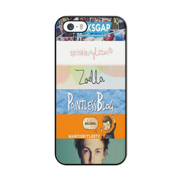 Quotes The Youtubers 2 iPhone 5|5S Case
