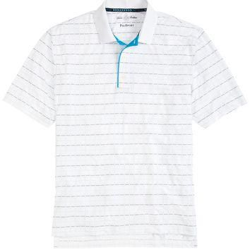 ProSport? Windowpane Polo Shirt - Brooks Brothers