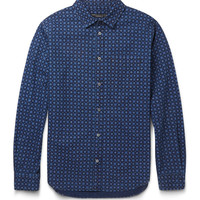 Marc by Marc Jacobs - Patterned Woven-Cotton Shirt | MR PORTER