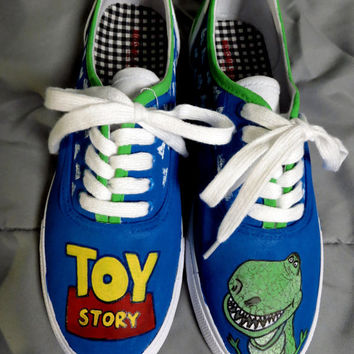 Toy Story Inspired Shoes