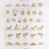 Gudetama Poster | Urban Outfitters
