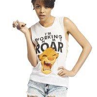 Simba™ Roar Twist Cutout Tank | Wet Seal
