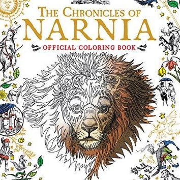 The Chronicles of Narnia Official Coloring Book Chronicles of Narnia CLR CSM
