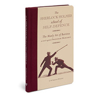 The Sherlock Holmes School of Self-Defence Book