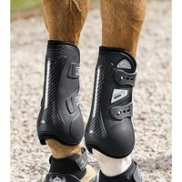 Veredus® Nero Carbon Gel Open Front Horse Boots | Dover Saddlery