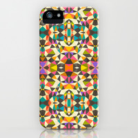 Mod Tribal iPhone & iPod Case by Beth Thompson