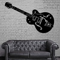 Electric Guitar Music Rock Pop Decor Wall Art Mural Vinyl Decal Sticker Unique Gift M456