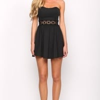 HelloMolly | Marilyn Monroe Dress Black