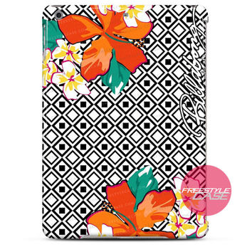 Billabong Australia Floral iPad Case 2, 3, 4, Air, Mini Cover