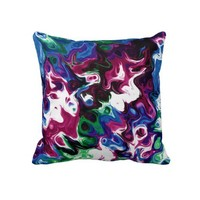 The Art you Dream: Modern Art Pillows from Zazzle.com