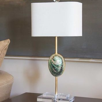 Couture Sausilito Table Lamp | New Lighting | What's New! | Candelabra, Inc.