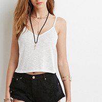 Loose-Knit Cami