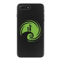 Rick and Morty The Nightmare Before Schwiftmas iPhone 7 Plus Case