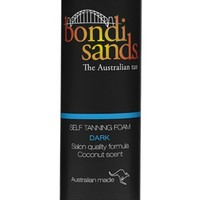 SELF TANNING FOAM - DARK - 200mL