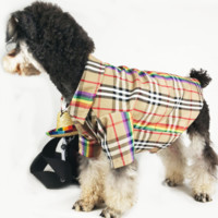 DOGS BURBERRY Clothes