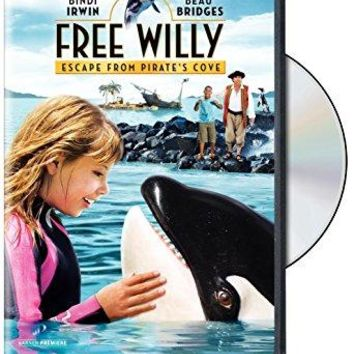 Bindi Irwin & Beau Bridges & Will Geiger-Free Willy: Escape from Pirate's Cove