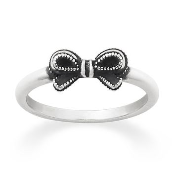 James Avery Petite Vintage Bow Ring | Dillard's