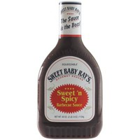 Sweet Baby Ray's Sweet 'n Spicy Barbecue Sauce, 40 oz - Walmart.com