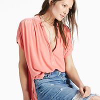 Short Sleeve Top | Lucky Brand