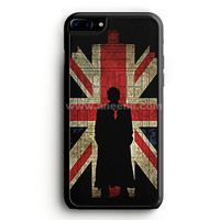 Sherlock Holmes iPhone 7 Plus Case | aneend