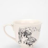 Giant Alice in Wonderland Tea Cup
