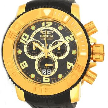 Invicta 0415 Pro Diver Collection Sea Hunter Chronograph Watch