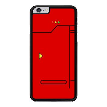 Red Pokedex Pokemon Go iPhone 6 Plus / 6S Plus Case