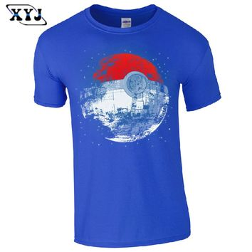 3-12Y 2016 New Boys T Shirt Pokemon Go Cartoon Children Pikachu T Shirts For Boys Girls Tees Cotton Tops Kids Clothes For Boys
