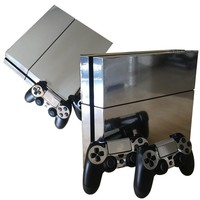 Chrome Skin - PS4 Protector