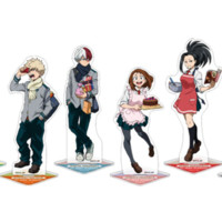 Boku No Hero Academia Movic Special Valentine's Goods Acrylic Stands